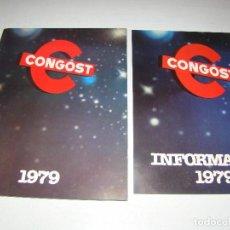 Juguetes antiguos: CATALOGO JUGUETES CONGOST 1979 - BARBIE, BIGJIM ETC.... Lote 87099384