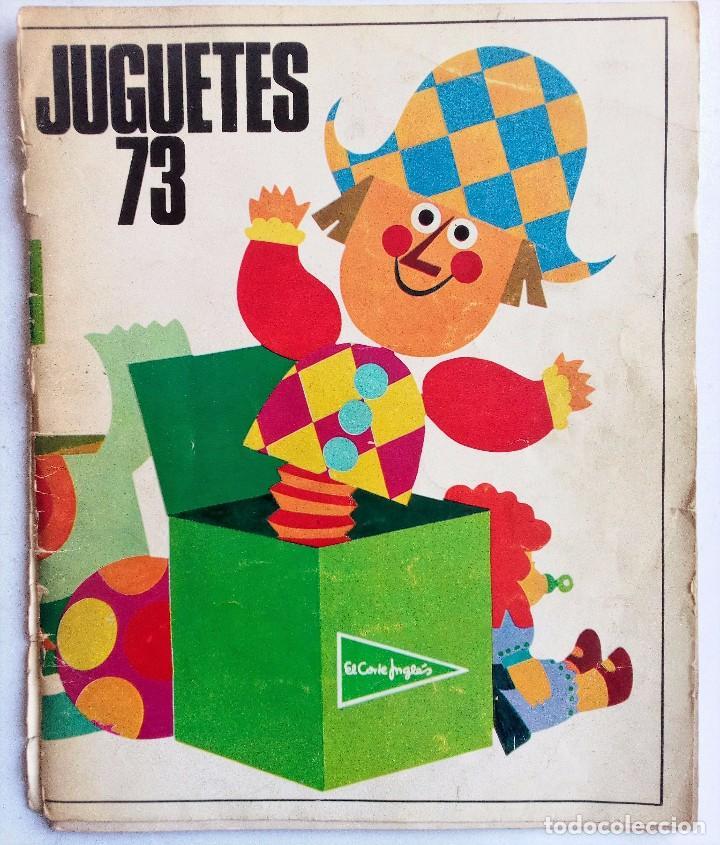 El corte ingles 1973 catalogo de juguetes ric comprar - El corte ingles catalogos ...