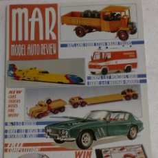 Juguetes antiguos: MODEL AUTO REVIEW Nº132 - JUNE 1999. Lote 87407484