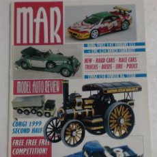 Juguetes antiguos: MODEL AUTO REVIEW Nº134 - SEPTEMBER 1999. Lote 87407772