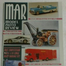 Juguetes antiguos: MODEL AUTO REVIEW Nº137 - DECEMBER 1999. Lote 87408744
