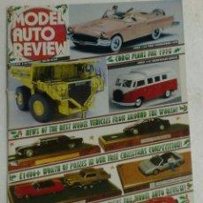 Juguetes antiguos: MODEL AUTO REVIEW Nº118 - JAN-FEB 1998. Lote 87408856