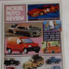 Juguetes antiguos: MODEL AUTO REVIEW Nº120 - APRIL 1998. Lote 87409840