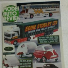 Juguetes antiguos: MODEL AUTO REVIEW Nº120 - MAY 1998. Lote 87409956