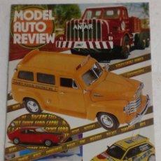 Juguetes antiguos: MODEL AUTO REVIEW Nº122 - JUNE 1998. Lote 87410068