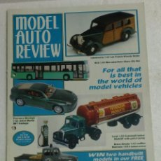 Juguetes antiguos: MODEL AUTO REVIEW Nº124 - SEPTEMBER 1998. Lote 87410368
