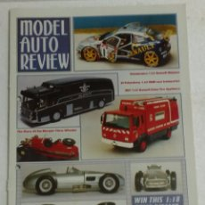 Juguetes antiguos: MODEL AUTO REVIEW Nº125 - OCTOBER 1998. Lote 87410496
