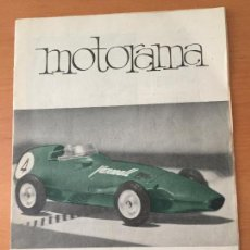 Jouets Anciens: MOTORAMA DALIA SOLIDO MINICARS ANGULAS AÑO 1961. Lote 89549812