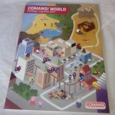 Juguetes antiguos: CATALOGO COMANSI AÑO 2017-B. Lote 275777303