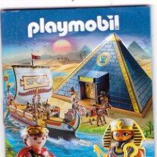 Juguetes antiguos: CATALOGO PLAYMOBIL - 40 PAGINAS. Lote 90385028