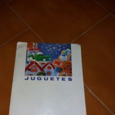 Juguetes antiguos: CATALOGO JUGUETES LA PAZ 1989. Lote 91630022