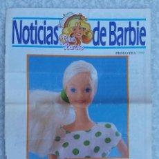Juguetes antiguos: REVISTA NOTICIAS CLUB DE BARBIE PRIMAVERA 1989 ORIGINAL. Lote 91752560
