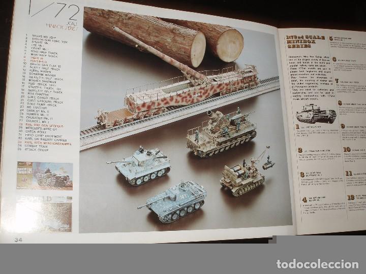 Juguetes antiguos: CATALOGO DE MAQUETAS HASEGAWA 1983,MOTOS,COCHES. AVIONES. BARCOS,VEHICULOS MILITARES,DIORAMAS - Foto 6 - 92176120