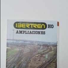 Juguetes antiguos: IBERTREN HO AMPLIACIONES . Lote 92210080