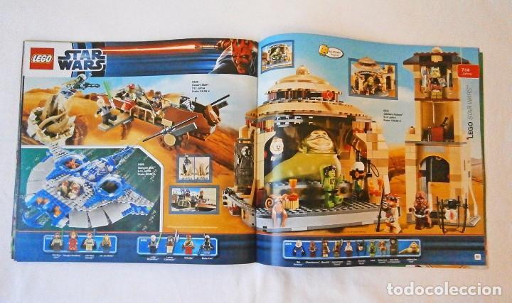 Juguetes antiguos: 2012 Catalogo lego diciembre star wars lego city - Foto 6 - 94689935
