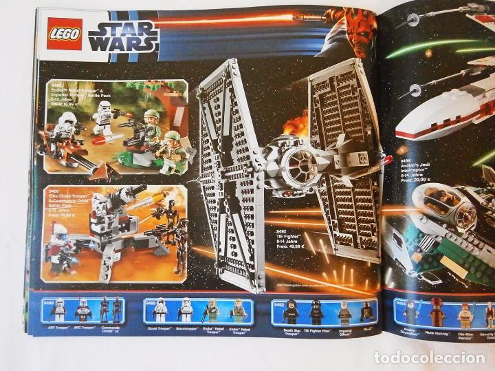 Juguetes antiguos: 2012 Catalogo lego diciembre star wars lego city - Foto 7 - 94689935