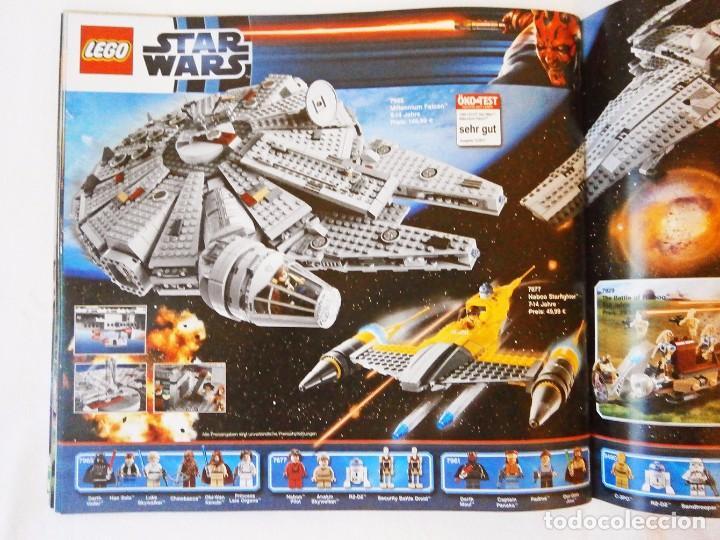 Juguetes antiguos: 2012 Catalogo lego diciembre star wars lego city - Foto 8 - 94689935