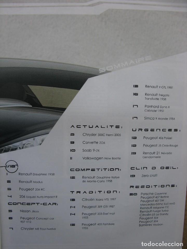 Juguetes antiguos: PPRLY - NOREVMAG Nº 11 JUILLET/AOÚT 2005. FRANCIA (CHRYSLER ME 4.12 - NISSAN JIKOO - VER SUMARIO) - Foto 2 - 95830499