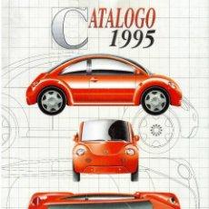 Juguetes antiguos: PPRLY - DETAIL CARS COLLECTION - C.D.C. - CATÁLOGO 1995. MILÁN - ITALIA.(VER FOTOGRAFÍAS). Lote 95908547