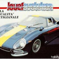 Juguetes antiguos: PPRLY - JOUEF EVOLUTION. ITALIA (VER FOTOGRAFÍAS). Lote 95909555