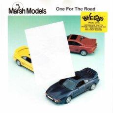 Jouets Anciens: PPRLY - MARSH MODELS - TOYOTA MR2 GT MR-001 - UK. (VER FOTOGRAFÍA). Lote 95921675