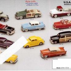 Juguetes antiguos: PPRLY - MOTOR CITY U.S.A. -U.S.A. MODELS. (VER FOTOGRAFÍA). Lote 95924147