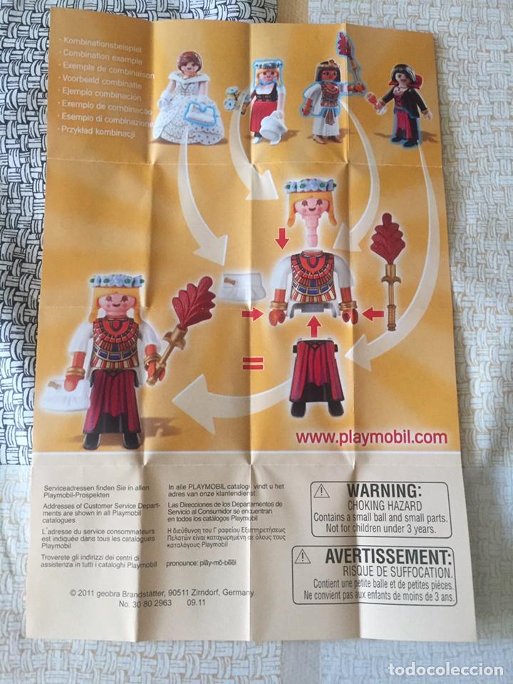 Juguetes antiguos: Catálogo Playmobil figures. Serie 2. 5158. Hoja. 2012 - Foto 2 - 96128647