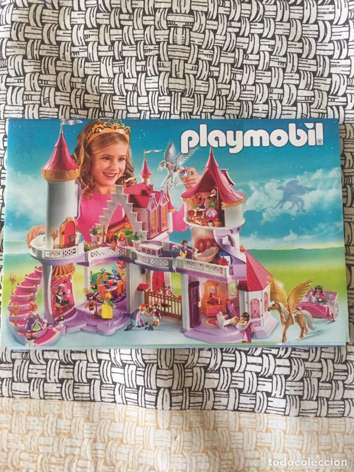 MINI CATÁLOGO PLAYMOBIL. PRINCESAS. GEOBRA. 2010 (Juguetes - Catálogos y Revistas de Juguetes)