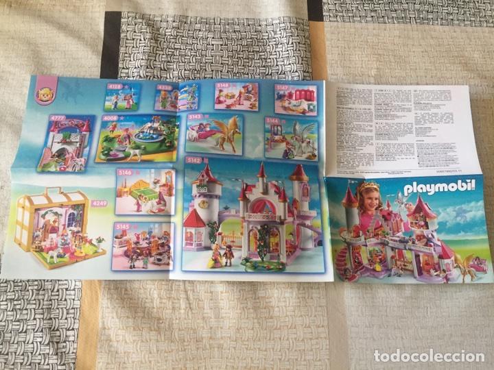 Juguetes antiguos: Mini catálogo Playmobil. Princesas. Geobra. 2010 - Foto 3 - 96211592