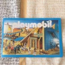 Juguetes antiguos: PLAYMOBIL MINI CATÁLOGO. EGIPCIOS. GEOBRA. 2008. Lote 96211818