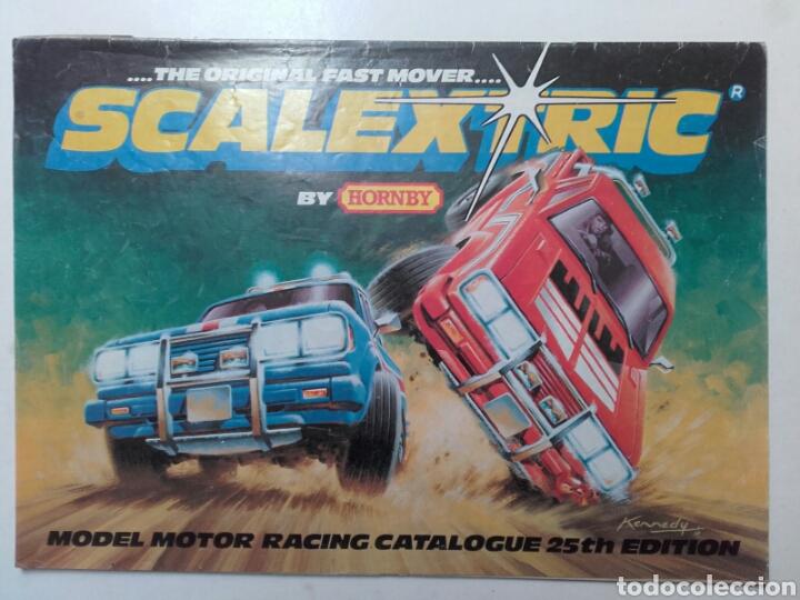 SCALEXTRIC. HORNBY. MODEL MOTOR RACING. CATALOGO 23 EDICION. (Juguetes - Catálogos y Revistas de Juguetes)