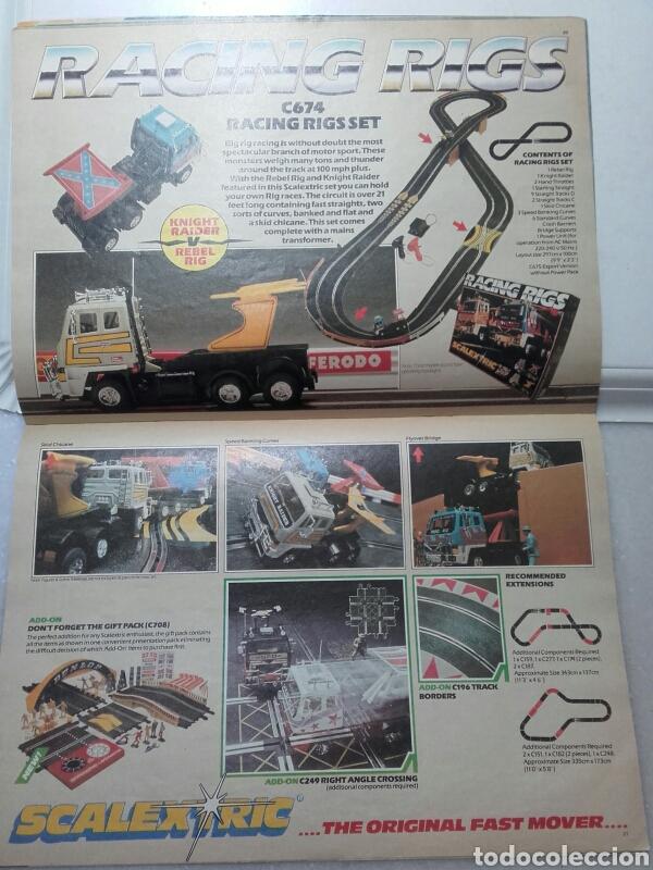 Juguetes antiguos: SCALEXTRIC. HORNBY. MODEL MOTOR RACING. CATALOGO 23 EDICION. - Foto 5 - 96837774