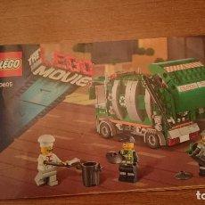 Juguetes antiguos: REVISTA CATALAGO LEGO - 70805-. Lote 96867907