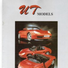 Juguetes antiguos: PPRLY - UT MODELS. SCALE 1:18. EDITION 1. 1997. Lote 96950339