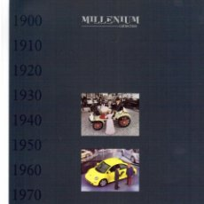 Juguetes antiguos: PPRLY - VITESSE MILLENIUM COLLECTION. HUNDRED YEARS OF AUTOMOBILE. PORTUGAL.. Lote 96950927