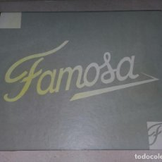 Juguetes antiguos: CATÁLOGO FAMOSA 2002 JUGUETES DISTRIBUIDOR (REVISTA JUGUETES MESA BOOTLEGS ESPAÑA). Lote 97046803
