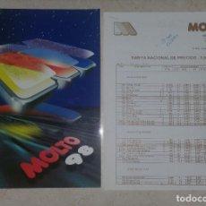 Juguetes antiguos: CATÁLOGO MOLTO 1998 JUGUETES DISTRIBUIDOR (REVISTA JUGUETES ESPAÑA BOOTLEGS). Lote 97047691