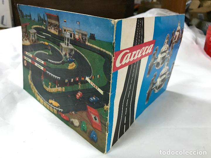Juguetes antiguos: CARRERA CATALOGO DE 1965, 26 PAGINAS TEXTO EN ALEMAN, TIPO SCALEXTRIC - Foto 27 - 97204331