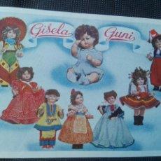 Juguetes antiguos: GISELA GUNI. Lote 98033991