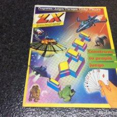 Juguetes antiguos: REVISTA ZX Nº 6 - MAYO 1984 - VIDEOJUEGOS ORDENADORES SINCLAIR SPECTRUM. Lote 98069095