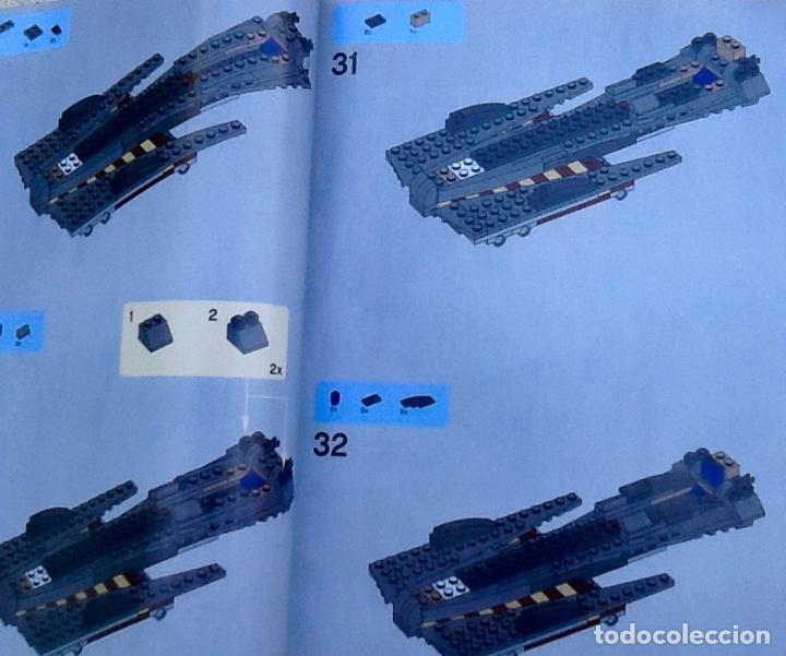 Juguetes antiguos: STAR WARS. CATALOGOS LEGO, ENVIO INCLUIDO EN EL PRECIO. - Foto 3 - 98490863