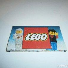 Juguetes antiguos: CATALOGO LEGO - 1979 - 103083-EU. Lote 99902519