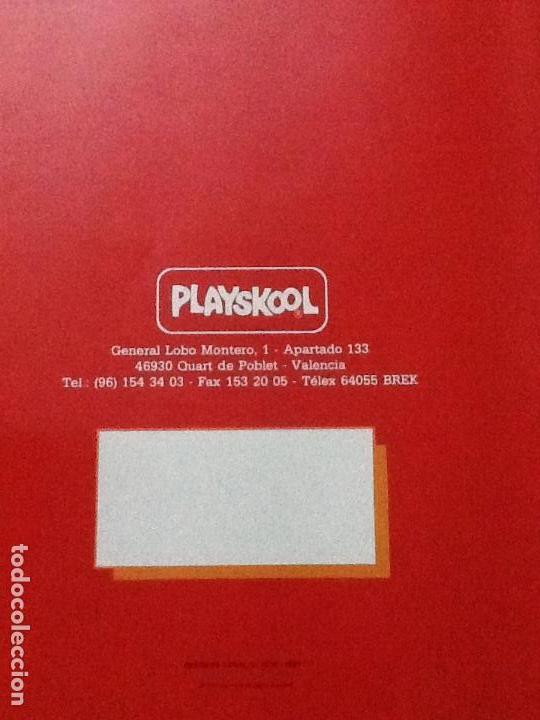 Juguetes antiguos: Catalogo juguetes Playskool 1991 - Foto 2 - 100771471