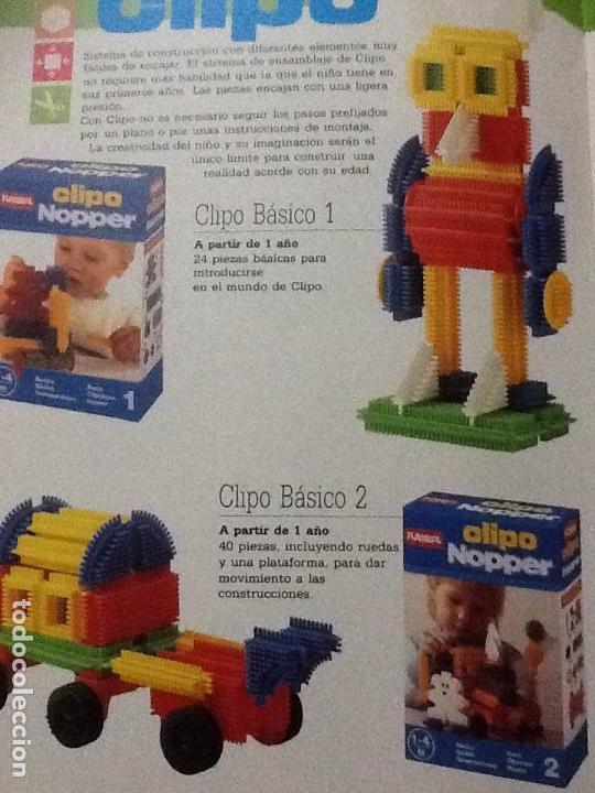Juguetes antiguos: Catalogo juguetes Playskool 1991 - Foto 3 - 100771471
