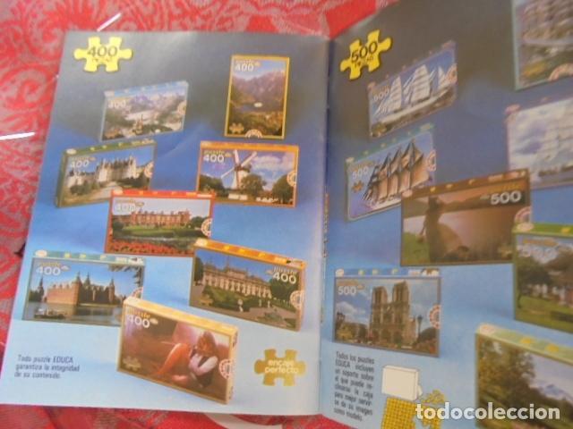 catalogo de juguetes puzzle educa a os 70 e comprar