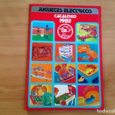 Juguetes antiguos: ANTIGUO CATALOGO JUGUETERIA JUGUETES RIMA 1982. Lote 102009783