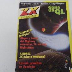 Juguetes antiguos: ANTIGUA REVISTA ZX REVISTA PARA USUARIOS DE ORDENADORES SINCLAIR JUEGOS AÑO 3 Nº 25. Lote 102712915