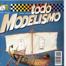 Juguetes antiguos: TODOMODELISMO Nº 63 OCTUBRE 1997. Lote 103433823