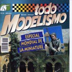 Juguetes antiguos: TODOMODELISMO Nº 62 SEPTIEMBRE 1997. Lote 103433935