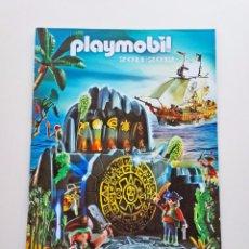 Juguetes antiguos: CATALOGO JUGUETES PLAYMOBIL ALEMAN 2011 - 2012 PLAYMOVIL. Lote 104454383